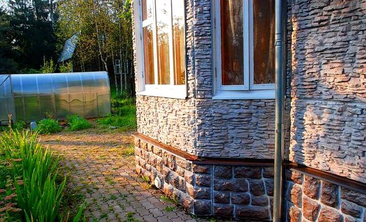 Фасадные панели под камень3