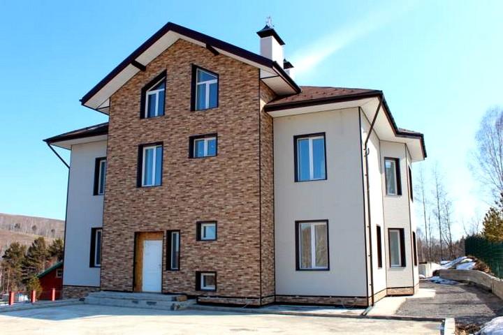 Фиброцементные фасадные панели2