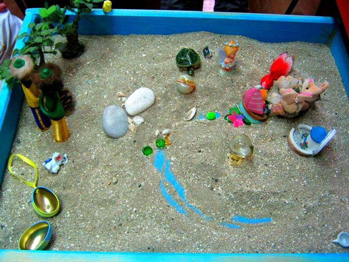 песочница своими руками (4)
