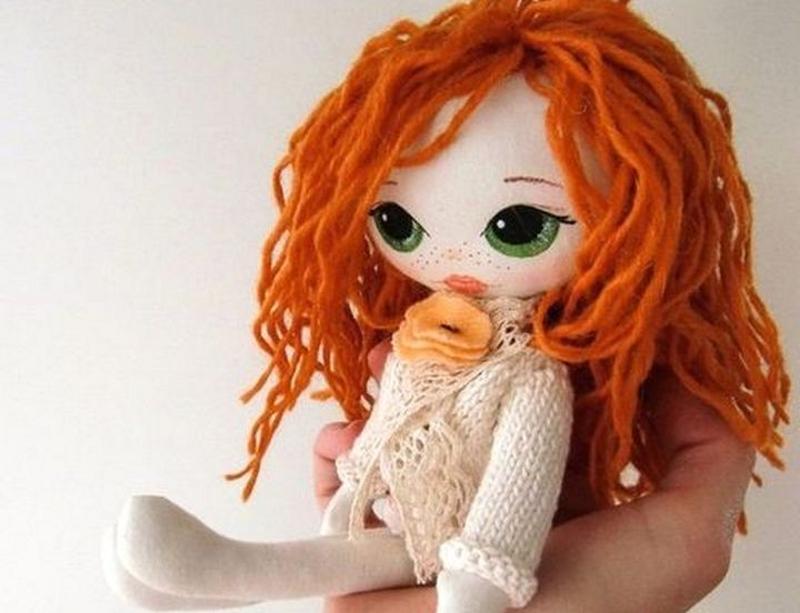 Очаровательная кукла - милашка