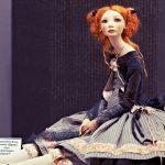 Фото 106: Художественная кукла