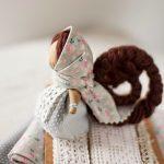 Фото 112: Кукла - оберег на счастье