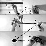 Фото 46: Как сделать в гипсокартоне светильники