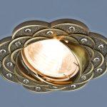 Фото 38: Дизайн поворотного точечного светильника