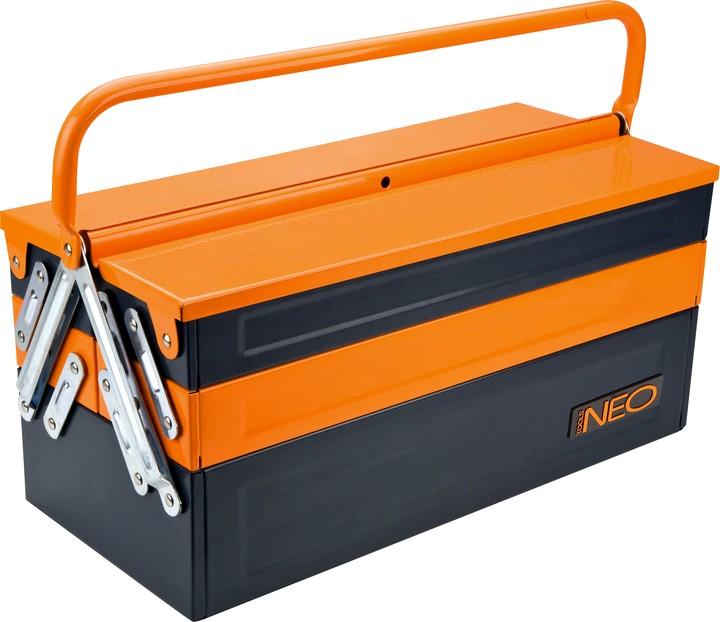 Металлический ящик для инструмента2