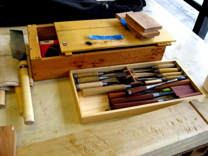 Ящик для инструментов своими руками2