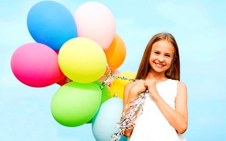 оформление воздушными шарами2