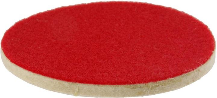 Войлочный шлифовальный диск по дереву для УШМ