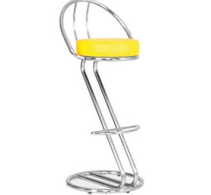 Двойная ножка барного стула