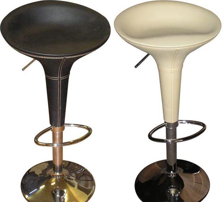 Размер сидения барного стула