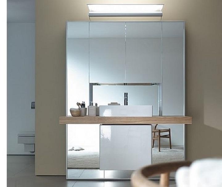 Зеркальная самоклейка для мебельных фасадов
