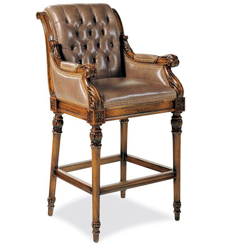 Крупное барное кресло