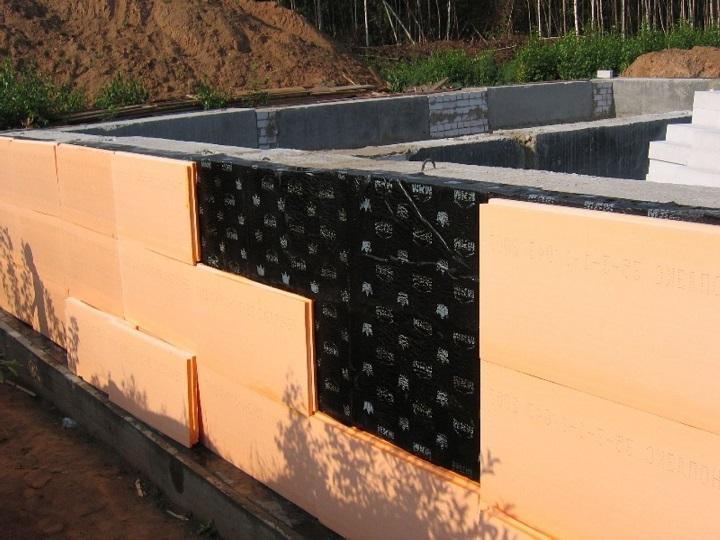 Наружная гидротеплоизоляция погреба для максимального ресурса сооружения