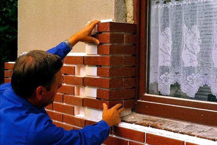 Подготовка стен дома перед монтажом клинкерных панелей