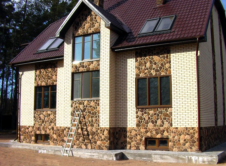 Положительные качества фасадных термопанелей с клинкерной плиткой