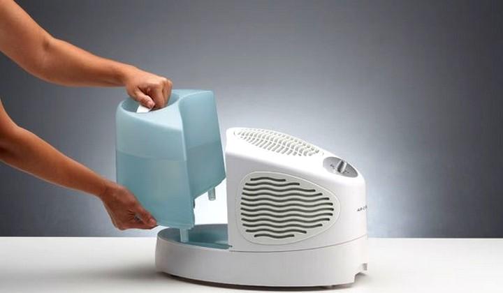 Традиционный увлажнитель воздуха для дома