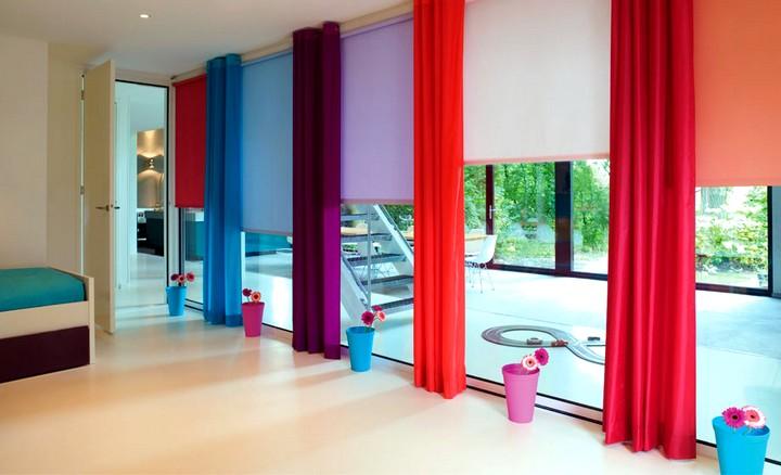 как выбрать рулонные шторы