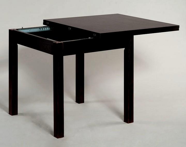 стол с двухслойной столешницей