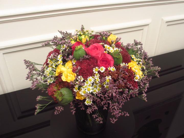 Составляем красивую флористическую композицию
