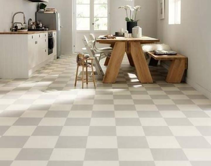 Какую напольную плитку подобрать на кухню