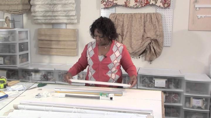 Как сшить рулонные шторы своими руками