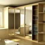 Фото 28: Угловой шкаф купе для спальни