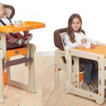 Фото 25: Стол со стулом–трансофрмер
