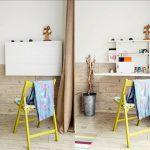 Фото 41: Откидной письменный стол