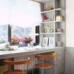 Фото 44: Письменный стол–подоконник