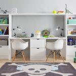 Фото 37: Письменный стол на 2 ребенка