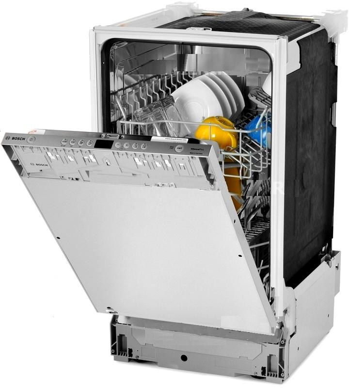 Встраиваемые посудомоечные машины шириной до 45 см