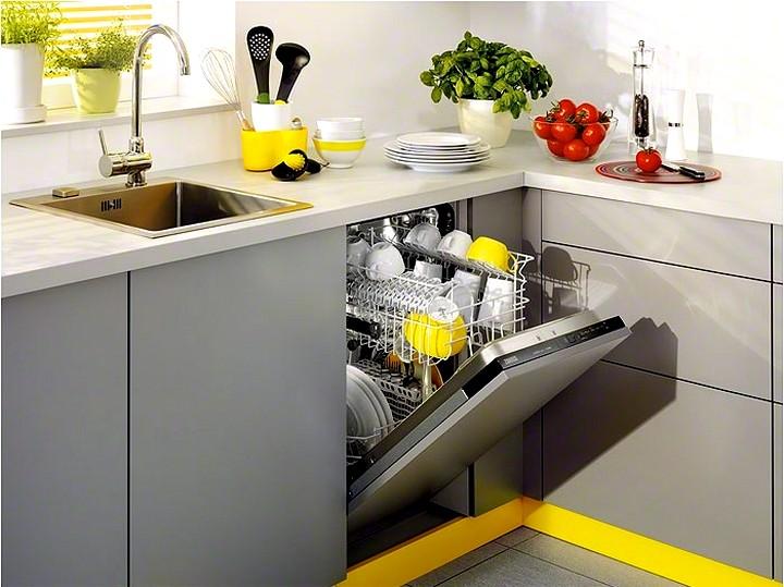 Нюансы размещения посудомойки