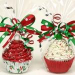 Фото 2: Новогодние кексы