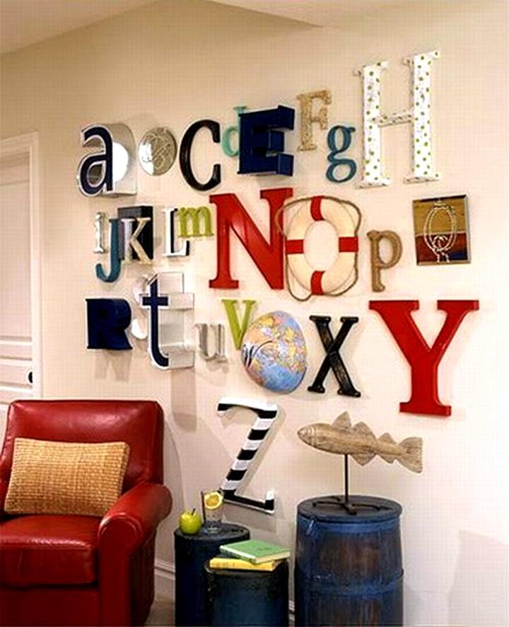 оформление ников красивыми буквами