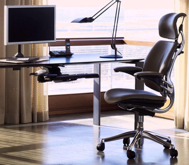 Правильно подобранный компьютерный стул