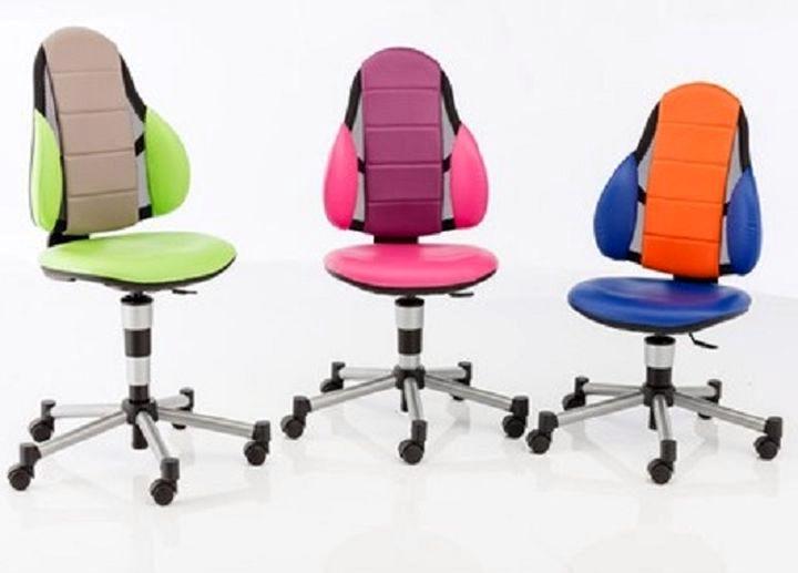 Регулировка высоты сидения компьютерного стула