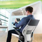 Фото 20: Компьютерное кресло Steelcase Gesture