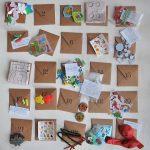 Фото 89: Евент - календарь с конвертиками