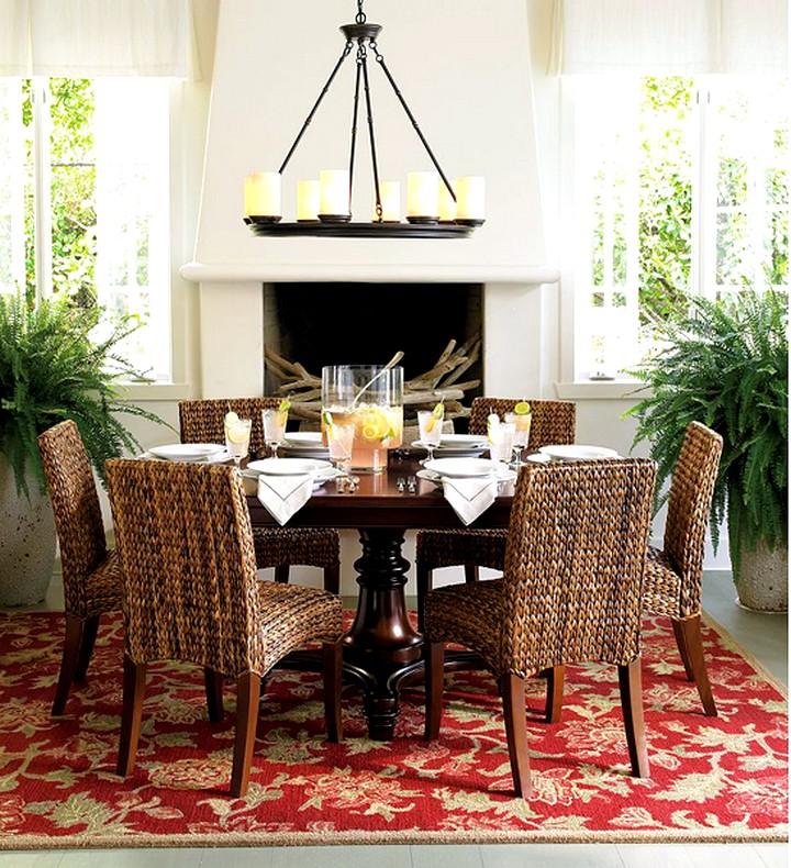 ковровое покрытие для столовой