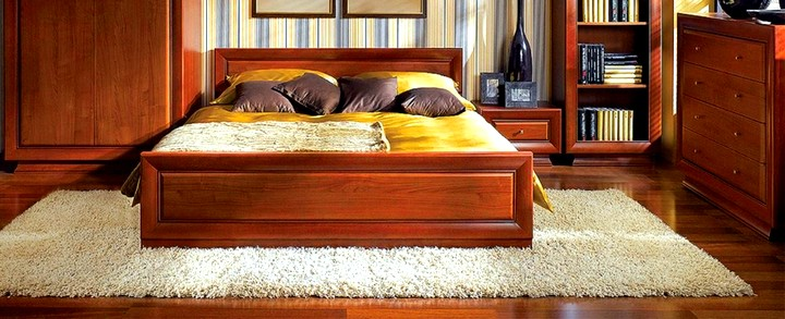 напольное покрытие для спальни