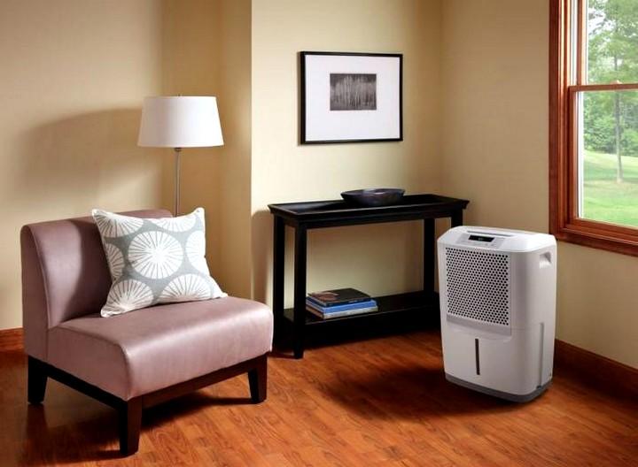Осушитель воздуха - предотвращает излишнюю влажность в помещении
