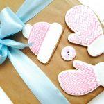 Фото 50: Декор упаковки новогодним печеньем