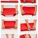 Фото 56: Как упаковать подарок своими руками