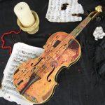 Фото 46: Декупаж скрипки
