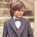 Фото 70: Элегантная укладка для мальчика