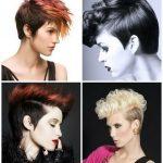 Фото 52: Ирокезы для волос