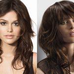 Фото 51: Стрижка итальянка на средние волосы