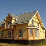 Фото 39: Каркасный дом