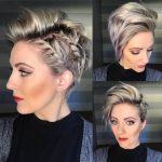 Фото 53: Косы для коротких волос
