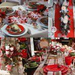Фото 51: Оформление новогоднего стола